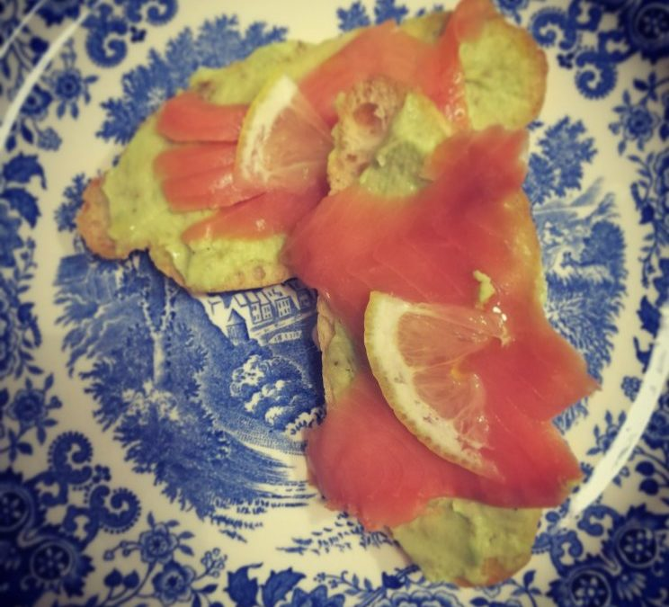 Salmone&Avocado