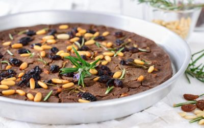 Castagnaccio, il dolce sugar free della tradizione