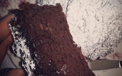 Plumcake ricotta e cioccolato