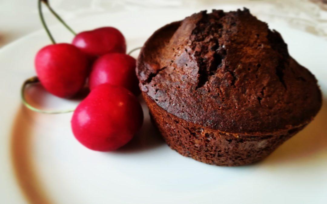 Muffin golosi al cioccolato