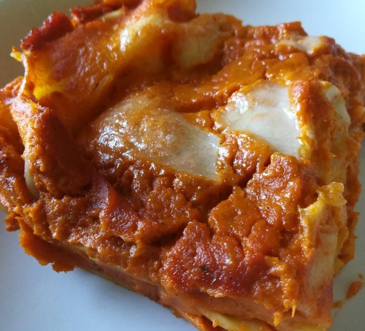 Le lasagne della domenica